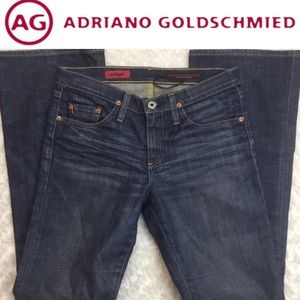AG Adriano Goldschmied The Angel Jeans Size 28